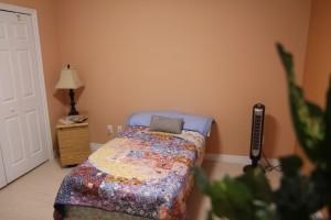 Single Bedroom, Iris Kirby House