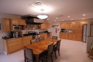 Kitchen, Iris Kirby House