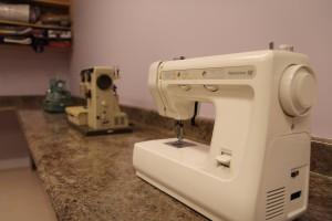 Sewing Room, Iris Kirby House