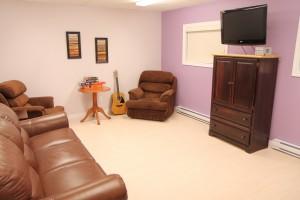 Teen Room, Iris Kirby House
