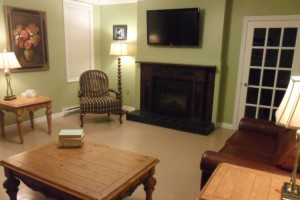 Living Room, O' Shaughnessy House